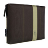 Pakuma Eco-Cocoon 10 Inch Netbook Case - Green Stripe