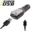 Super USB Car Charger - Micro USB