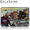 Gelaskins Protective Skin For Motorola XOOM - War Of The Monsters