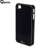 Pinlo Concize Metal Case for iPhone 4/4S - Black