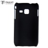Metal-Slim Case for Samsung Wave Y - Black