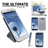 Ultimate Pack per Samsung Galaxy S3 i9300 - Bianco