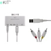 eKit Camera/TV/Memory Card Connection Kit - iPad en iPhone 4S / 4