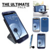 Ultimate Pack per Samsung Galaxy S3 i9300 - Blu