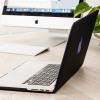 ToughGuard Satin MacBook Pro 15 inch with Retina Hard Case - Black