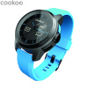 COOKOO Smartphone Analog Watch - Blue
