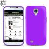 FlexiShield Case für das Galaxy S4 in Purple