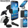 The Ultimate Samsung Galaxy Mega 6.3 Accessory Pack - Black