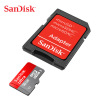 SanDisk 16GB microSDHC and Adapter - Class10