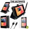 The Ultimate Google Nexus 7 2013 Accessory Pack - Black