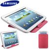 Genuine Samsung Galaxy Note 8.0 Pouch Stand - Pink