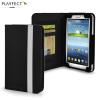 Playfect Candy Folio Case for Samsung Galaxy Tab 3 7.0 - Black