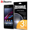 Rearth Invisible Defender 3 Pack Screenprotector voor Xperia Z1 Compact