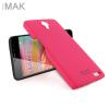 IMAK Alcatel One Touch Idol X Shell Case - Pink