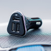 Olixar Triple USB Super Fast Car Charger - 5.2 Amp