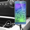 Olixar High Power Samsung Galaxy Alpha Auto Oplader