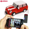 UTICO App-Controlled Mini for iOS and Android - Red