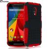 Encase ArmourDillo Moto G 2nd Gen Protective Case - Red