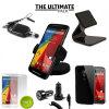Das Ultimate Pack Motorola Moto G 2nd Gen Zubehör Set
