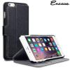 Encase Low Profile iPhone 6 Plus Wallet Stand Case - Black