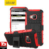 ArmourDillo HTC One M9 Protective Case - Red