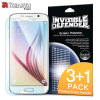 Rearth Invisible Defender Samsung Galaxy S6 Displayschutz im 3er Pack