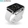 X-Doria Defense Edge Apple Watch Series 2 / 1 Case (38mm) - Silver