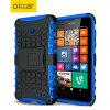 ArmourDillo Microsoft Lumia 535 Protective Deksel - Blå