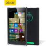 ToughGuard Rubberised Hülle für Nokia Lumia 830 in Schwarz