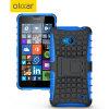 Custodia ArmourDillo Olixar per Microsoft Lumia 640 - Blu