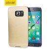 Olixar Aluminium Samsung Galaxy S6 Edge Shell Case - Gold