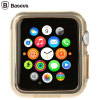 Baseus Apple Watch Series 2 / 1 Shell Case - 42mm - Gold / Clear