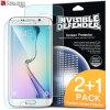 Rearth Invisible Defender Samsung Galaxy S6 Edge Displayschutz 2+1