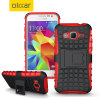 ArmourDillo Samsung Galaxy Core Prime Protective Case - Red