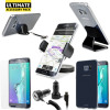 Das Ultimate Pack Samsung Galaxy S6 Edge+ Zubehör Set