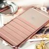 X-Doria Engage Plus iPhone 6S Case Hülle in Rosen Gold