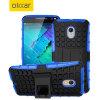 Olixar ArmourDillo Hybrid Motorola Moto X Style Case - Blue