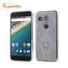 Cruzerlite Bugdroid Circuit Nexus 5X Case - Clear