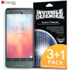Rearth Invisible Defender Nexus 5X Displayschutz - 4er Pack