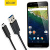 Olixar USB-C Nexus 6P Ladekabel