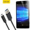 Olixar USB-C Microsoft Lumia 950 Ladekabel