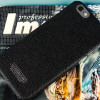 Hansmare Genuine Leather Skin iPhone 6S / 6 Case - Black