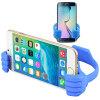 Support Bureau Smartphone Universel Handy - Bleu