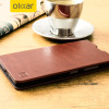 Olixar Microsoft Lumia 650 Wallet Stand Case Hülle in Braun