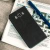 Olixar Lederlook Samsung Galaxy J5 2016 Wallet Case - Zwart