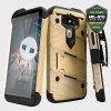 Zizo Bolt Series LG G5 Tough Case & Belt Clip - Goud