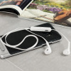 Plug N Go Handsfree Bluetooth In-Ear-Kopfhörer Weiß