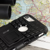 Olixar ArmourDillo iPhone 7 Protective Case - Black