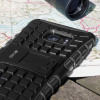 Olixar ArmourDillo Hybrid Samsung Galaxy Note 7 Case - Zwart