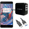 High Power 2.1A OnePlus 3T / 3 Wall Charger - USA Mains